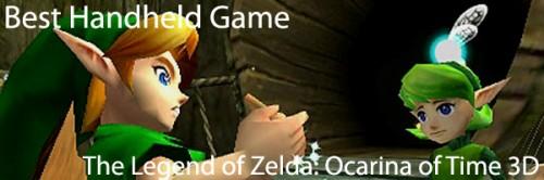 Lefend of Zelda 3D