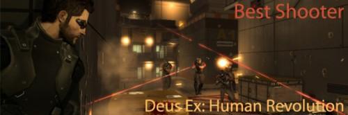 Human Revolution mejores juegos