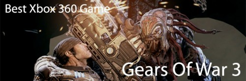 Gears of War 3 mejor juego