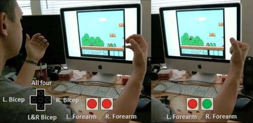 Biofeedback Mario