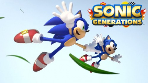 Trucos sonic generations