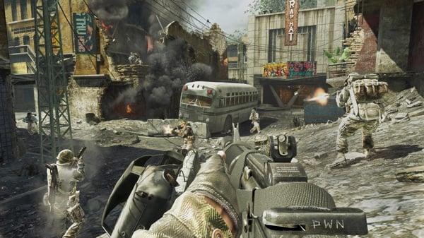 Call of Duty Multijuagor