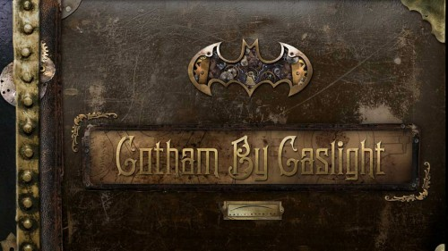 Gotham By Gaslight Game