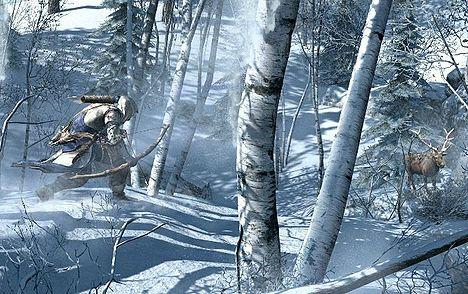Assasin's Creed cacería