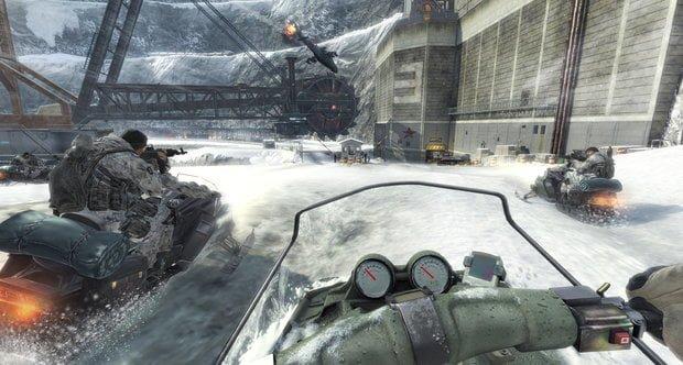 MW3 Maps