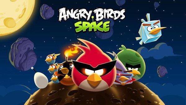 Angry Birds Espacio