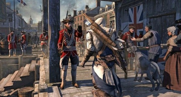 Wall paper Assasins Creed 3