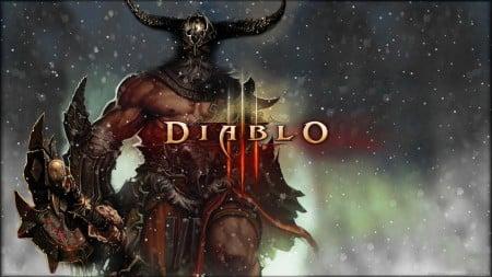 Wallpaper Diablo 3