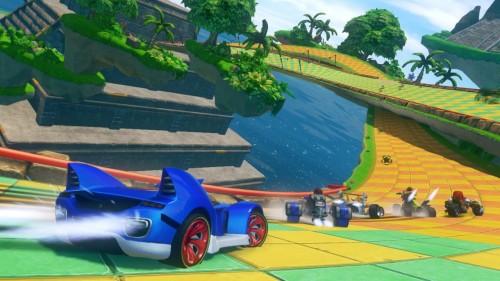 carreras Sega