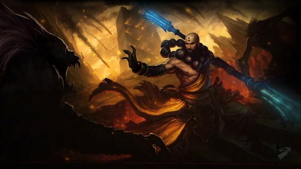 Monje en Diablo III