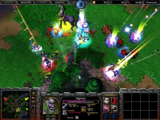 Trucos Warcraft 3