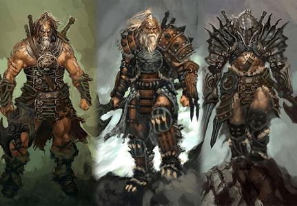 Barbaro Diablo 3