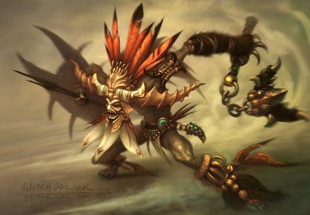 Shaman Diablo III