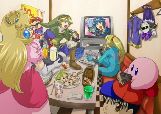 Nuevo Super Smash Bros