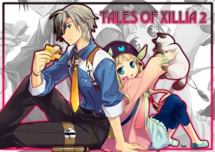 Wallpaper Tales of Xilia