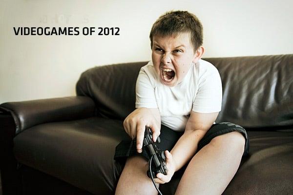 Peores VIdeojuegos 2012