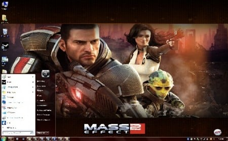 Mass effect themes