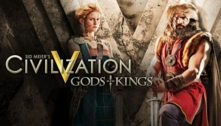Civilization V Gos and Kings