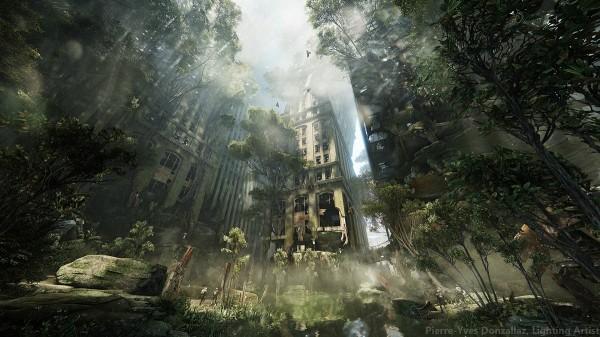 Crysis 3 scenarios