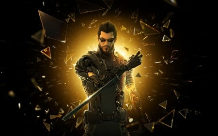 Película Deus Ex: Human Revolution
