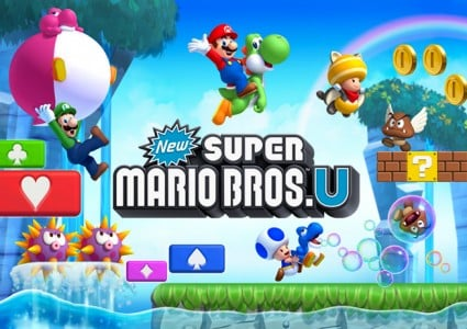 Super Mario bross WiiU