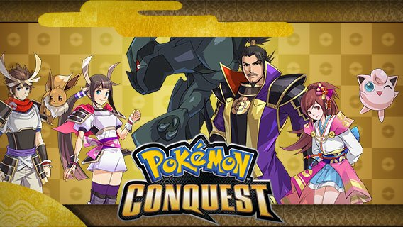 trucos Pokemon Conquest