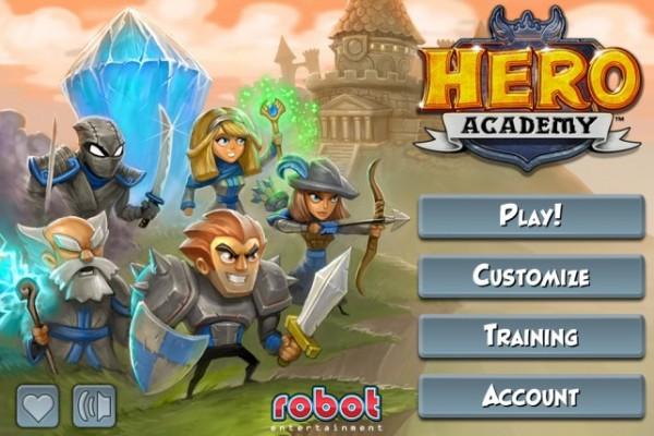 Hero Academy App