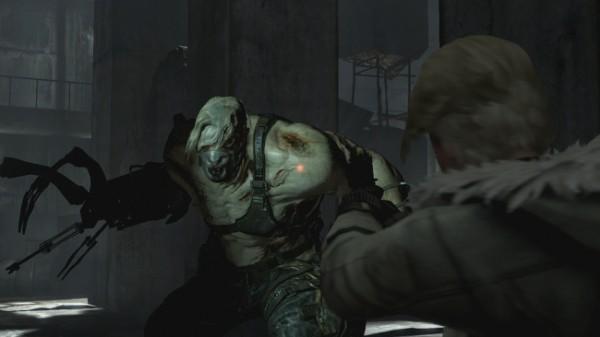 Agent Hunt RE6