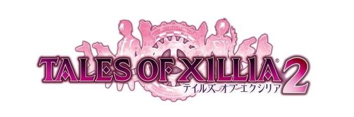 logo tales of Xilia 2