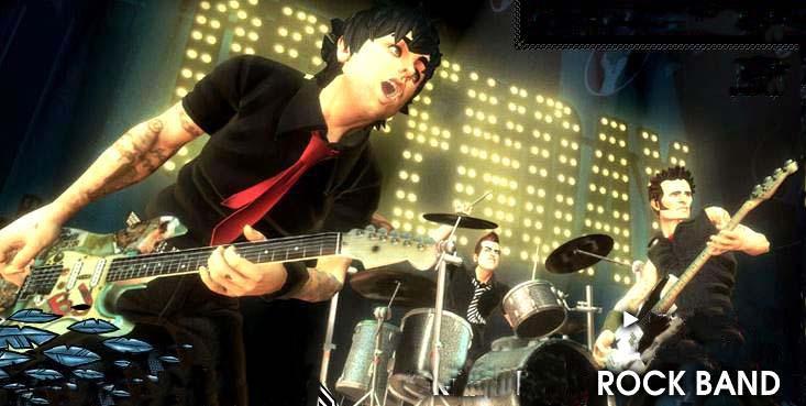Rockband blitz