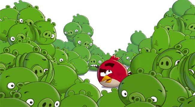 Secuela Angry Birds