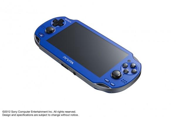 PSVita Azul