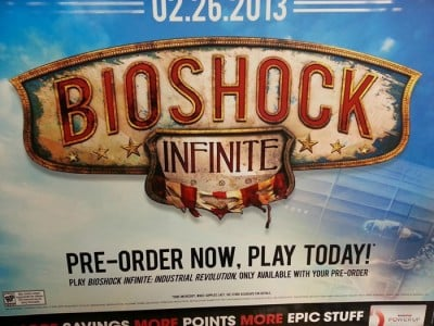 Bioshock Infinite: Industrial Revolution