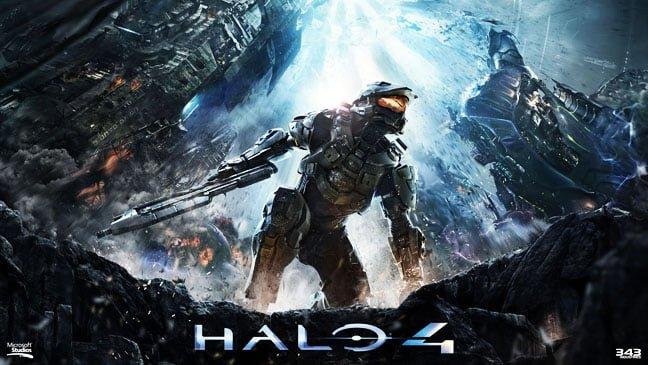 Microsoft invirtió más en Halo 4 que en cualquier otro videojuego