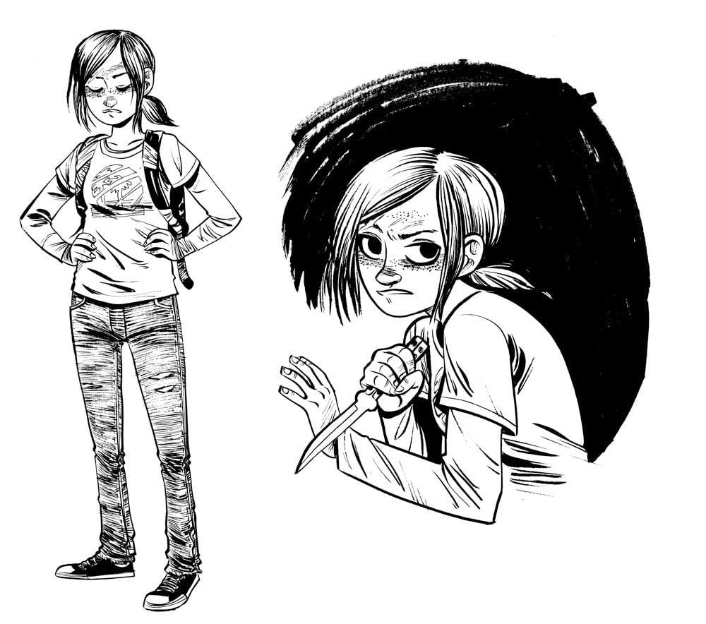 Last of Us Comic