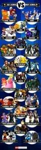 infografía videojuegos