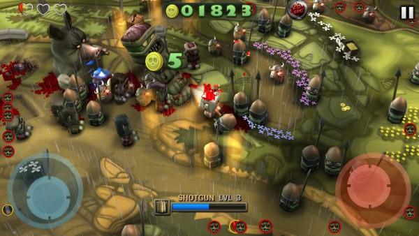 juego Minigore