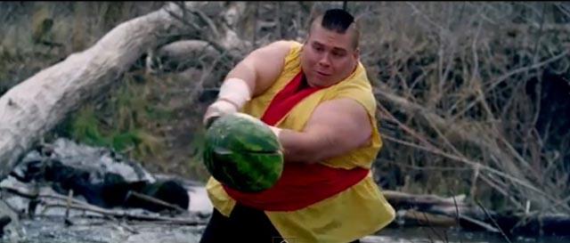 Verdadero Fruit Ninja