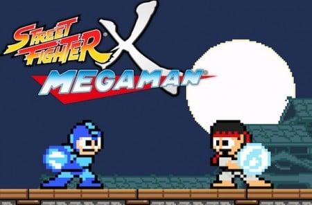 Street Fighter Mega Man