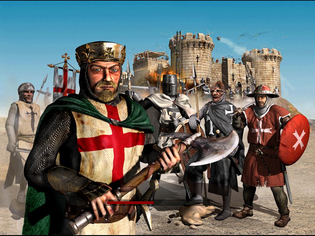Trucos Stronghold Crusader