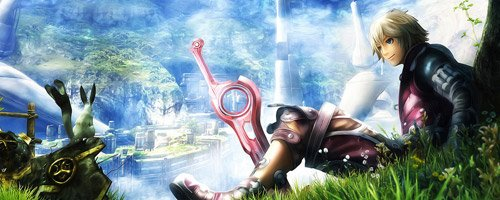 Xenoblade best game for Wii
