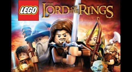 Trucos LEGO El señor de los Anillos