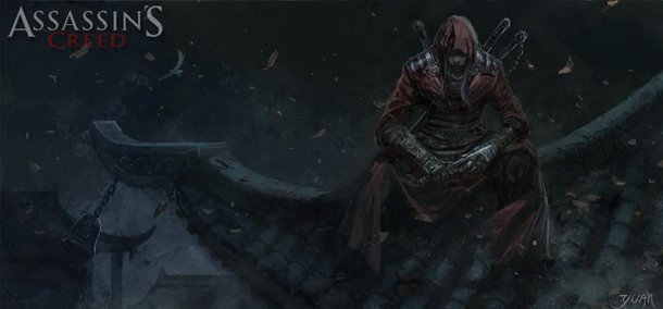 fan art assassin's Creed 4