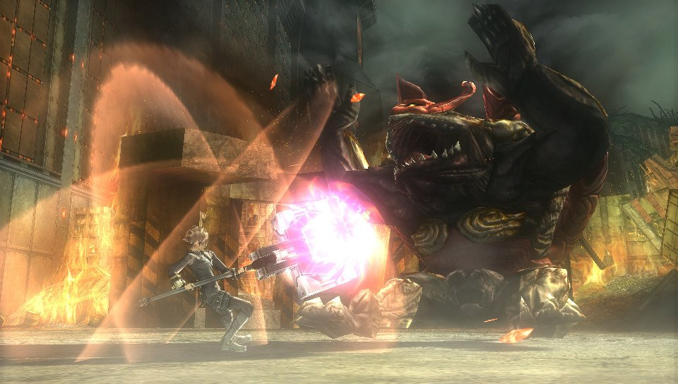 God Eater 2 Screens 1