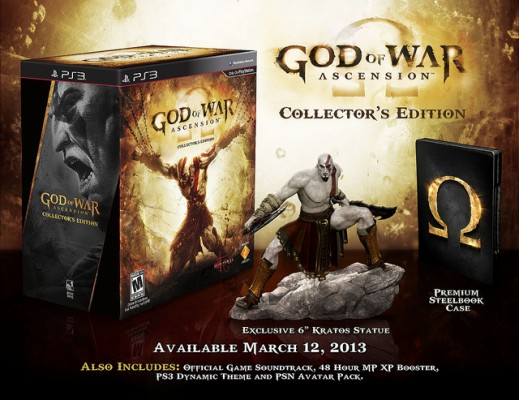 God Collector's pack