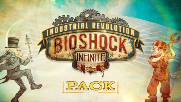 Bioshock Infinite Industrial Revolution Pack