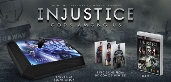 Injustice God Among Us Battle Edition