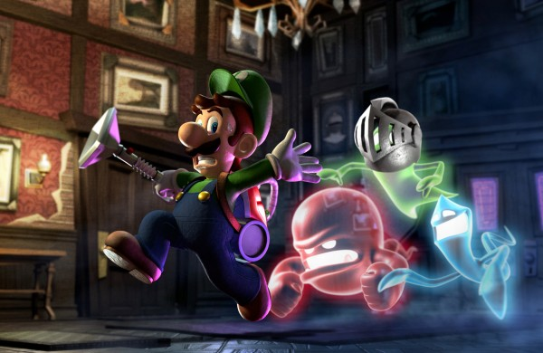 Luigi's Mansion Dark Moon 2