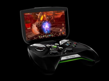 Nvidia consola portable