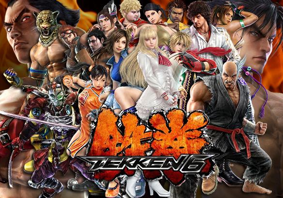 Trucos en Tekken 6